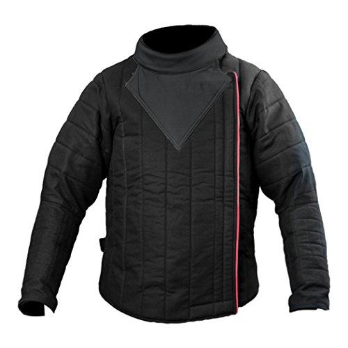 Red Dragon Armoury Hema Jacket, Black, Large