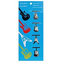 Blister 4 clips guitarra el馗trica Agifty C - 1054