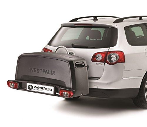 Westfalia 350002600001 Baúl trasero para coche, 200 l