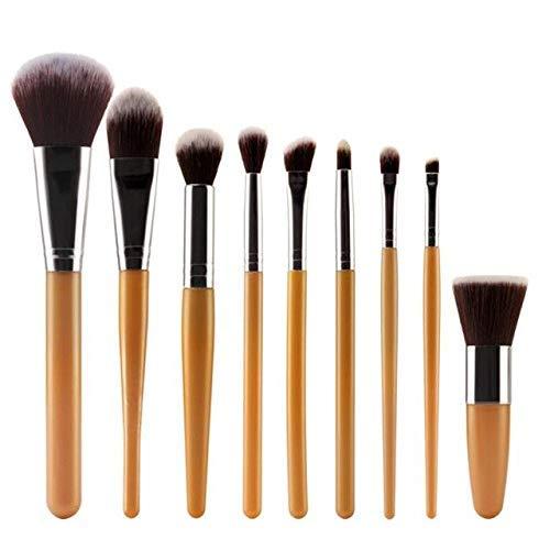 GONGFF Maquillage Pinceaux Set Multifonctionnel Pinceaux De Maquillage Cosmétiques Outil De Maquillage Poudre De Fard À Paupières Cosmétique