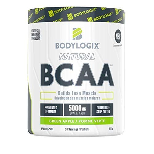 Bodylogix Fermented BCAA, Unflavoured, 300 g