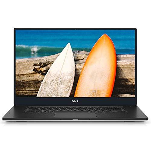 Dell XPS 15 7590 InfinityEdge, Silver, Intel Core i7-9750H, 16GB RAM, 1TB SSD, 15.6' 3840x2160 UHD, 4GB NVIDIA GeForce GTX 1650, Dell 1 YR WTY + EuroPC Warranty Assist, (Renewed)