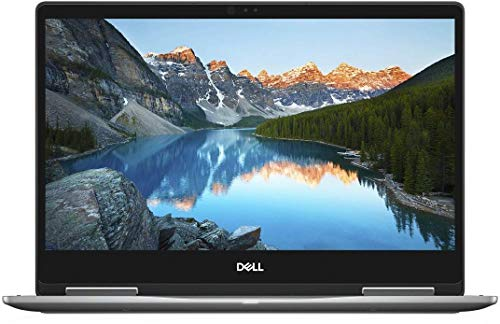 DELL Inspiron 7373 2-in-1 13.3-inch FHD Touch Laptop (8th Gen Core i5-8250U/8GB/256 GB SSD/Win 10 Home with Ms Office Home & Student 2016 /Integrated Graphics), Grey