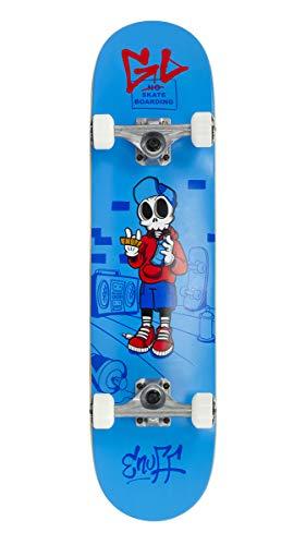 Enuff Skateboards ENU2150 Skateboard, Unisex, Blau, 7.75 Zoll