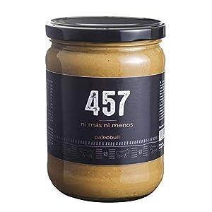 Paleobull 457 Crema De Cacahuete 500Gr 1 Unidad 300 g