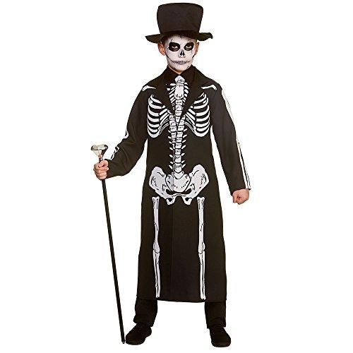 - Squelette Halloween Kostüm