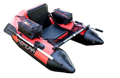 Belly Boot von Nomura mit Taschen und Ruder kaufen
