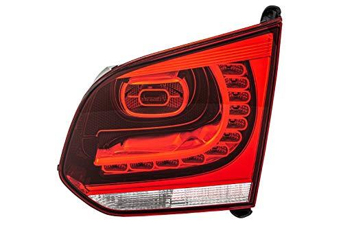 HELLA 2TZ 010 409-141 Heckleuchte - LED - innerer Teil - rechts - für u.a. VW Golf VI (5K1) - GTD, GTI