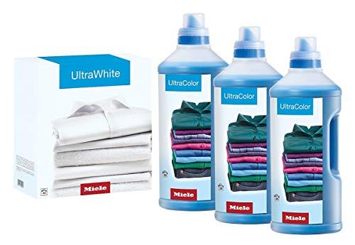 Miele Set Ultracolor & Ultrawhite - 6000 Ml