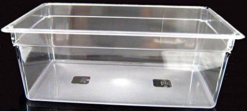 Kunststoff GN 1/1 Gastronormbehälter GN-Behälter 28 Liter Tiefe 200mm Gastronorm