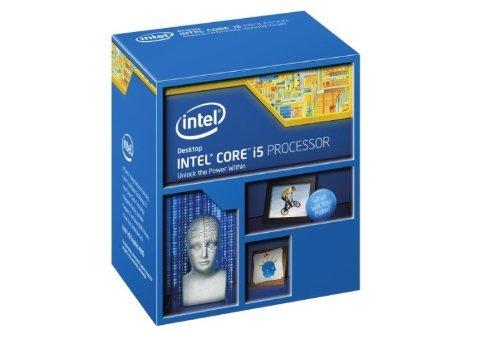 Intel BX80646I54690S I5-4690S Quad-Core Prozessor (3,20GHz, Sockel 1150, 6MB Cache, 65 Watt)