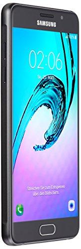 Samsung Galaxy A5 Smartphone (5 Zoll (12,7 cm)Touch-Bildschirm, 16 GB Speicher, Android 4.4) black