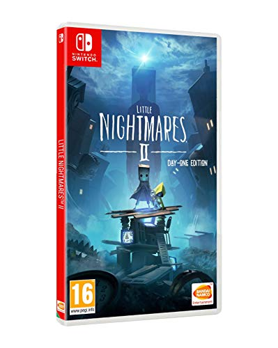 Little Nightmares II - Day 1 Edition - Day-One - Nintendo Switch