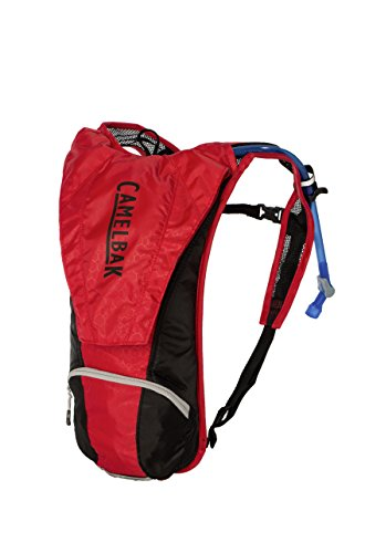 CamelBak Mochila de hidratación, 2 l, color verde (Racing Red/Black)