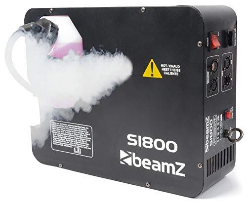 Beamz S1800 Nebelmaschine mit Fernbedienung & Timer Erfahrungen & Preisvergleich