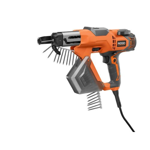 Factory-Reconditioned Ridgid ZRR6791 Collated Screw Gun -