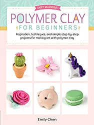 Polymer Clay for Beginners book.