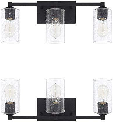 Capital 引き出物 Lighting 119831BI-435 Three 最新 Pack 2 Light Vanity