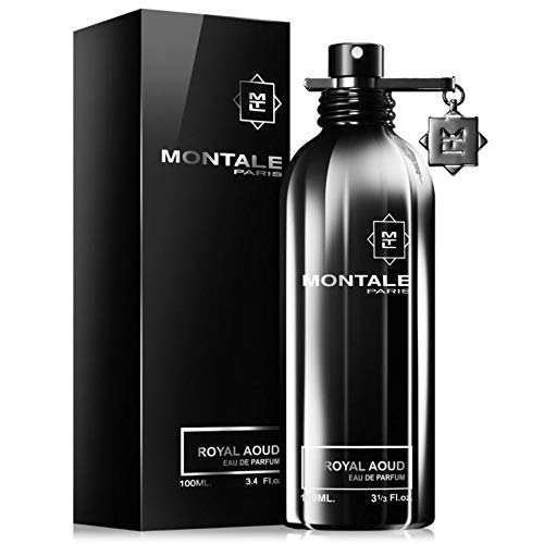 100% Authentic MONTALE Royal Aoud Eau de Perfume 100ml Made in France + 2 Montale Samples + 30ml Skincare
