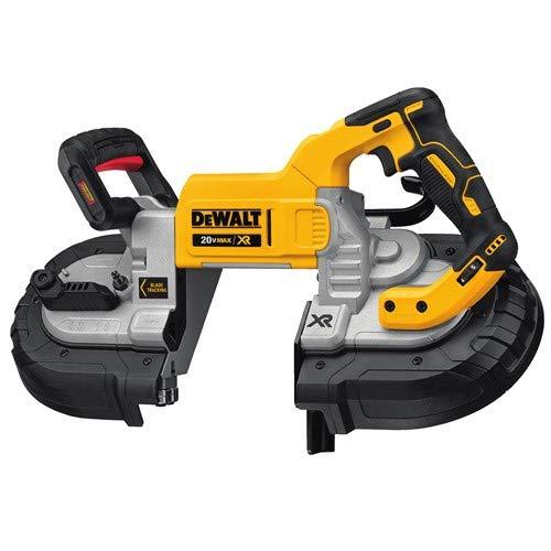 DEWALT 20V MAX XR Band Saw, Dual Handed, Tool Only (DCS376B)