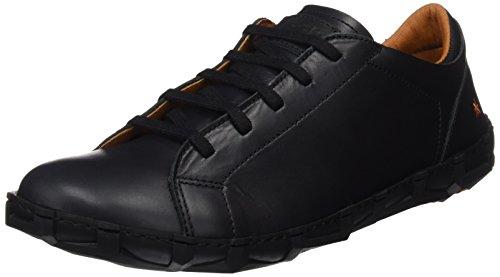 art Herren Melbourne Sneakers, Schwarz (Black), 45 EU