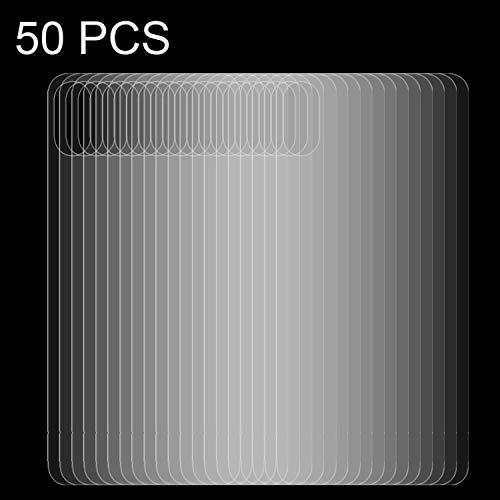 WURONGCHAO - Protectores de pantalla para iPhone X de 0,3 mm, transparente de dureza 9H 9H