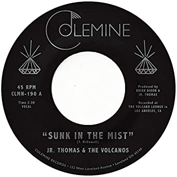 Sunk In The Mist