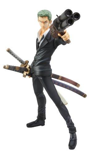 One Piece - P.O.P. - Strong Edition Statuette/ Figurine: Roronoa Zoro Version 2