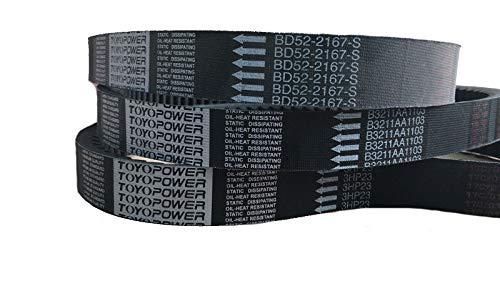 Kinnriemen BD52 2183 MICROCAR M.GO MICROCAR M8