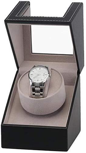 FEE-ZC Caja de Reloj, Winder 1 + 0 Shaker Caja giratoria Caja de Reloj, Caja de Reloj Caja de Cuerda automática Caja de Cuerda Caja de Regalo de Reloj