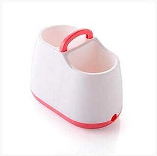 aipipl Accueil Pots à épices Baguettes Portables Cage Cuillère Boîte de Rangement pour Couverts Cuisine Rack Drains Organi...