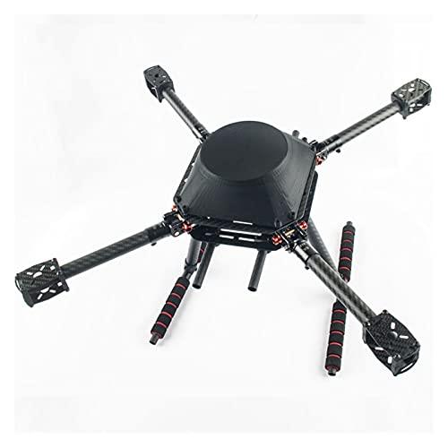 VIKEP Atterraggio Gear Drone Kit 4 Axis Rc.Quadcopter multicoParo Adatto for Heli 450 RC LX450 Drone 450 Frame Drone 450 Motore (Color : Yellow)