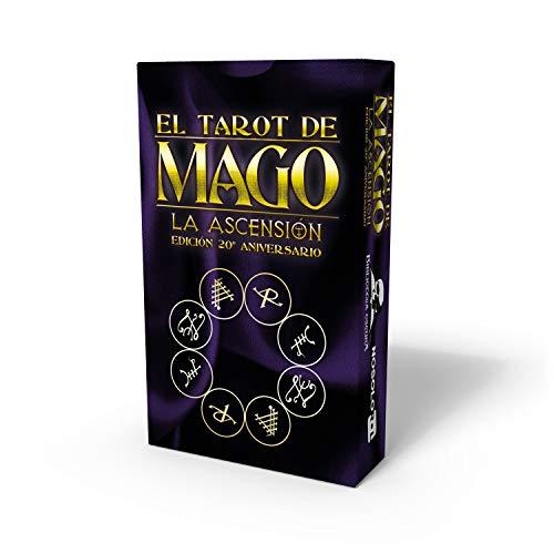 nosolorol Mago la Ascension 20 Aniversario - Tarot de Mago