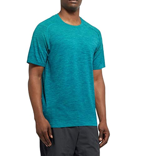 Lululemon Mens Metal Vent Tech Short Sleeve Shirt
