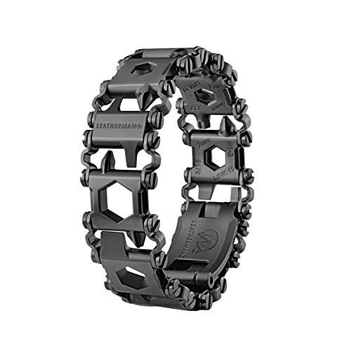 Leatherman 832432 Tread LT Multitool, Black