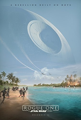 Rogue One : A Star Wars Story - US Imported Movie Teaser Wall Poster Print - 30CM X 43CM