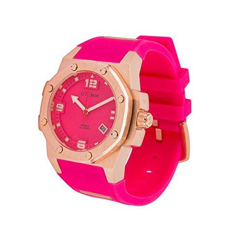 Otumm Classic Speed CLRG41005 41mm Rose Gold Pink Armband Unisex Uhr