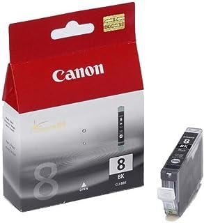 Canon 1 X CLI-8BK, 0620B002 (CLI8BK) Black OEM Genuine Inkjet/Ink Cartridge - Retail