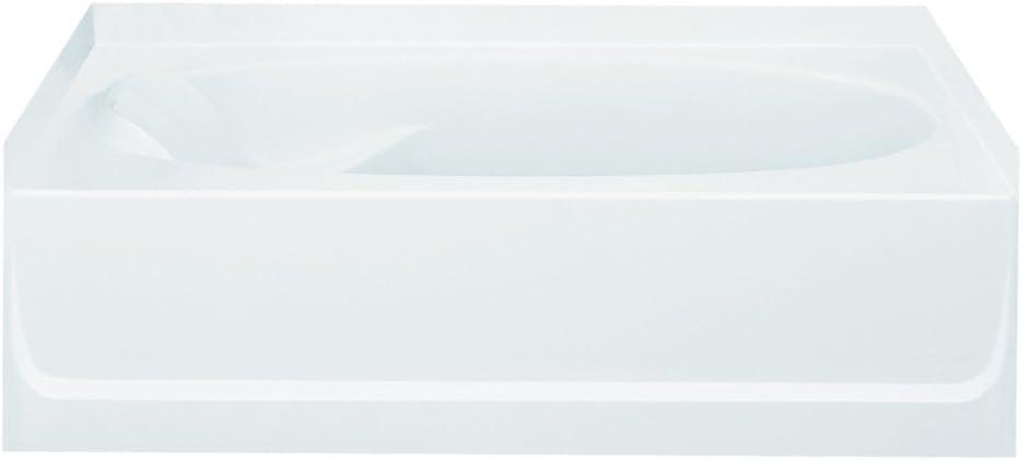 STERLING 71101122-0 Ensemble Bathtub Max 75% OFF x 18.25- Lowest price challenge 60-Inch 36-Inch