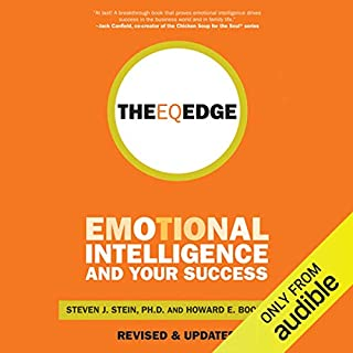 The EQ Edge: Emotional Intelligence and Your Success audiobook cover art