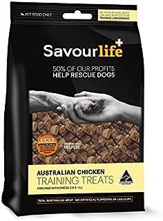 SavourLife Australian Chicken Dog Training Treats 165 g