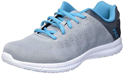 Fila Zapato profesional para el cuidado de la salud del trabajo, gris (Hris/Csrk/Scub), 40 EU