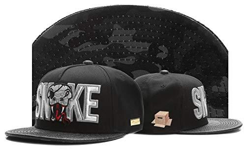 WAZHX Cap Cotton Hip Hop Snapback Hut Für Männer Frauen Erwachsene Outdoor Fußball Casual Sun Baseball Cap Verstellbar 038