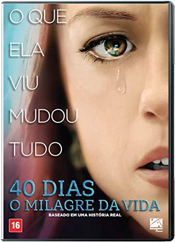 40 Dias Milagre Vida DVD