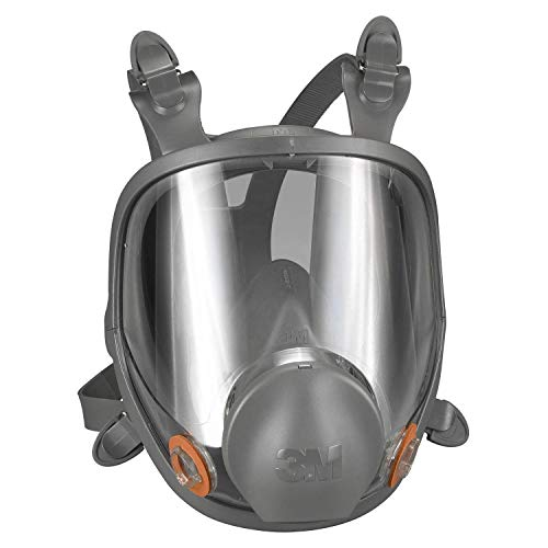 3M 6800 Full Facepiece Respirator 6000 Series, Reusable