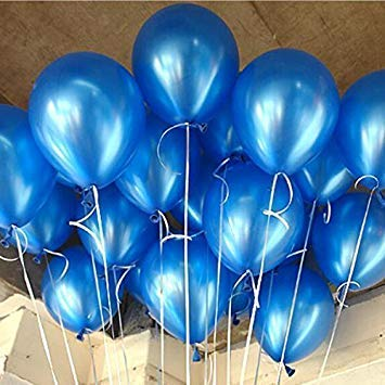 Great Features Of 100 Pack Jindal Party Products HD Metallic Finish Balloons for Birthday / Annivers...