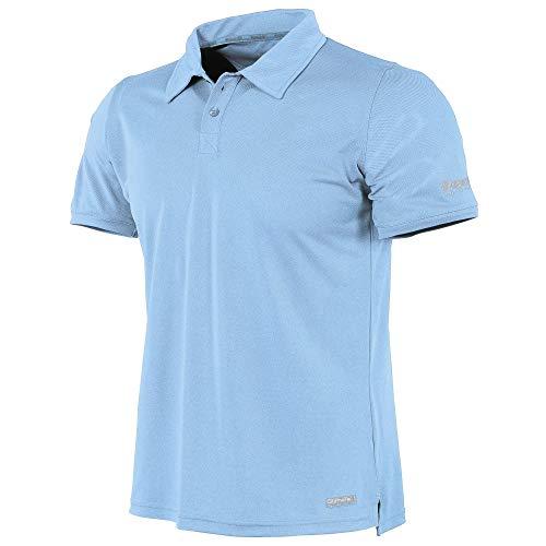 Reece Hockey Darwin ClimaTec Polo Unisex - Sky Blue, Größe Reece:XL