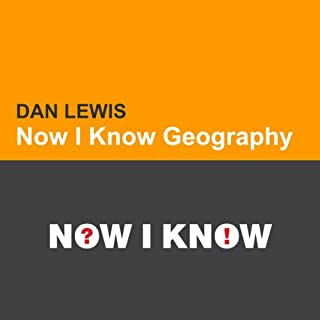 Now I Know Geography cover art