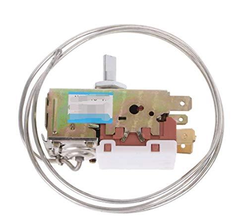 LIZONGFQ Zhang Asia Fit for WDF19-K Thermostat Réfrigérateur Ménage métal Régulateur de température Nouveau