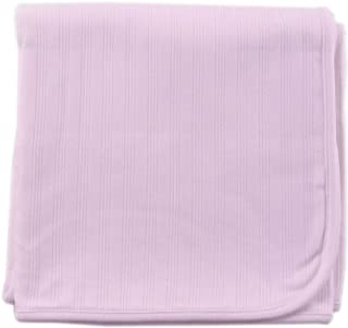 Touched by Nature Organic Receiving Blanket, Pink